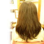 縮毛矯正 パーマ | 縮毛矯正毛にパーマがかかる