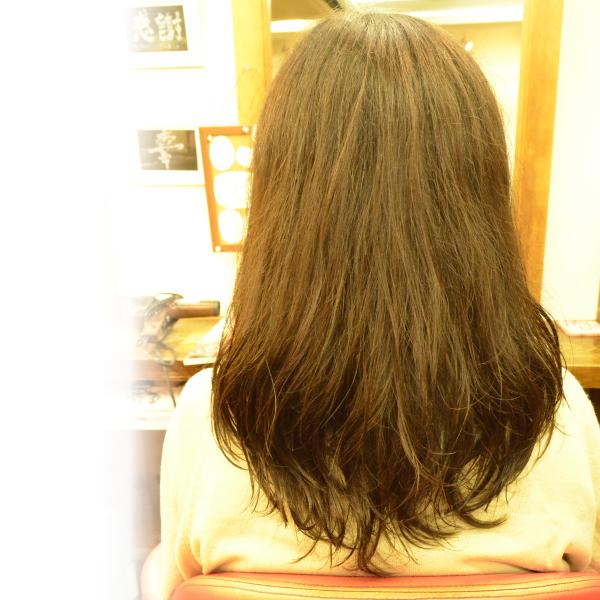 縮毛矯正とパーマの期間について