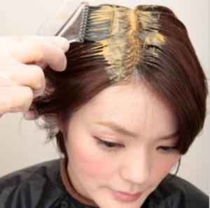 縮毛矯正と白髪染めの関係性
