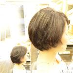 くせ毛を生かす髪型まとめ – 脱縮毛矯正でくせ毛を生かすボブスタイルの髪型へ | くせ毛を活かした髪型でボブに