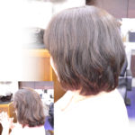 くせ毛を生かした髪型-ショートボブ…考えない梳きはNG