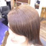 縮毛矯正 前髪の頻度 | 前髪縮毛矯正の頻度は3か月!!