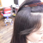 縮毛矯正の前髪を失敗されない為の方法