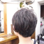 くせ毛 ショート | くせ毛を生かしてショートスタイルに