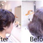 くせ毛を生かした髪型まとめ | くせ毛を生かした髪型でパーマ風ショートボブスタイルに…くせ毛を生かした髪型多数紹介