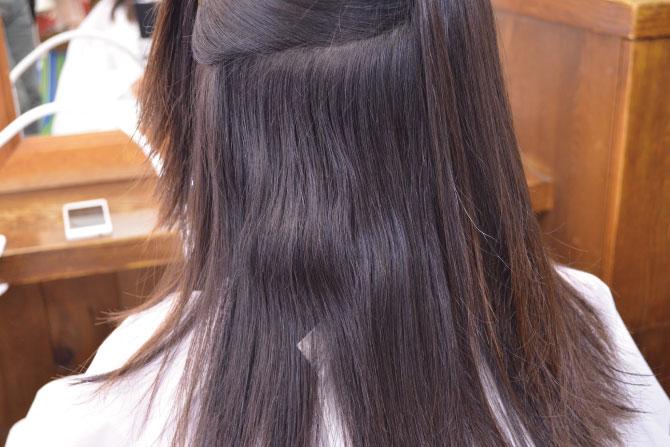 縮毛矯正の失敗 | 元々の癖よりも癖が強くなる