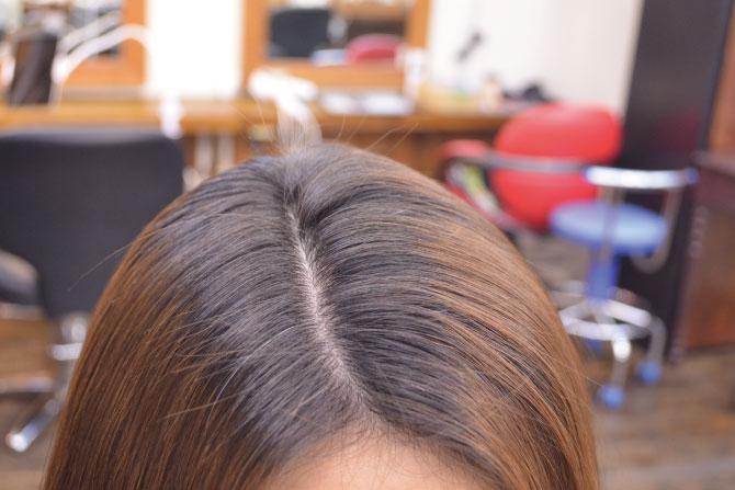 縮毛矯正の持ちが良くなる縮毛矯正のかけ方