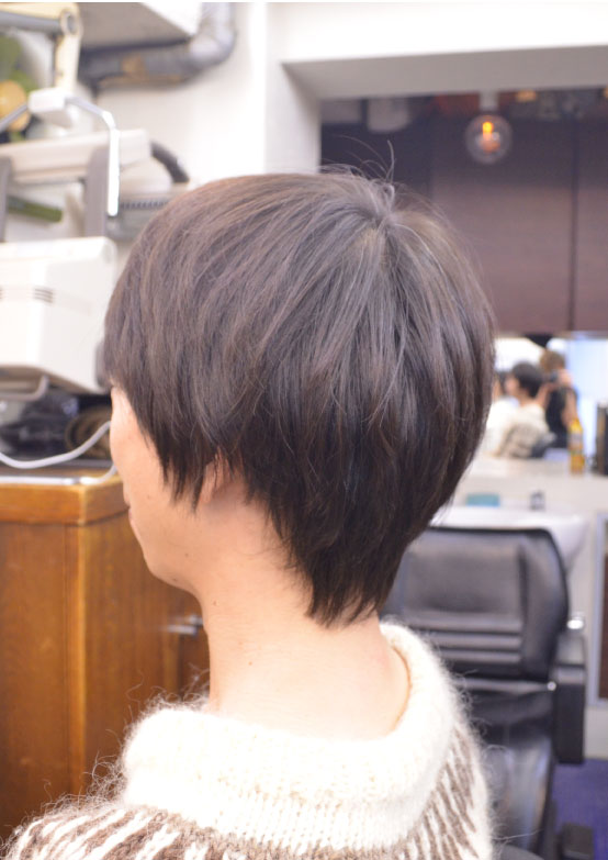 縮毛矯正メンズ2