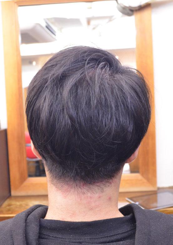 縮毛矯正メンズ1